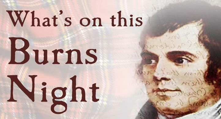Robert Burns Supper Night Meal Droitwich Spa Worcester